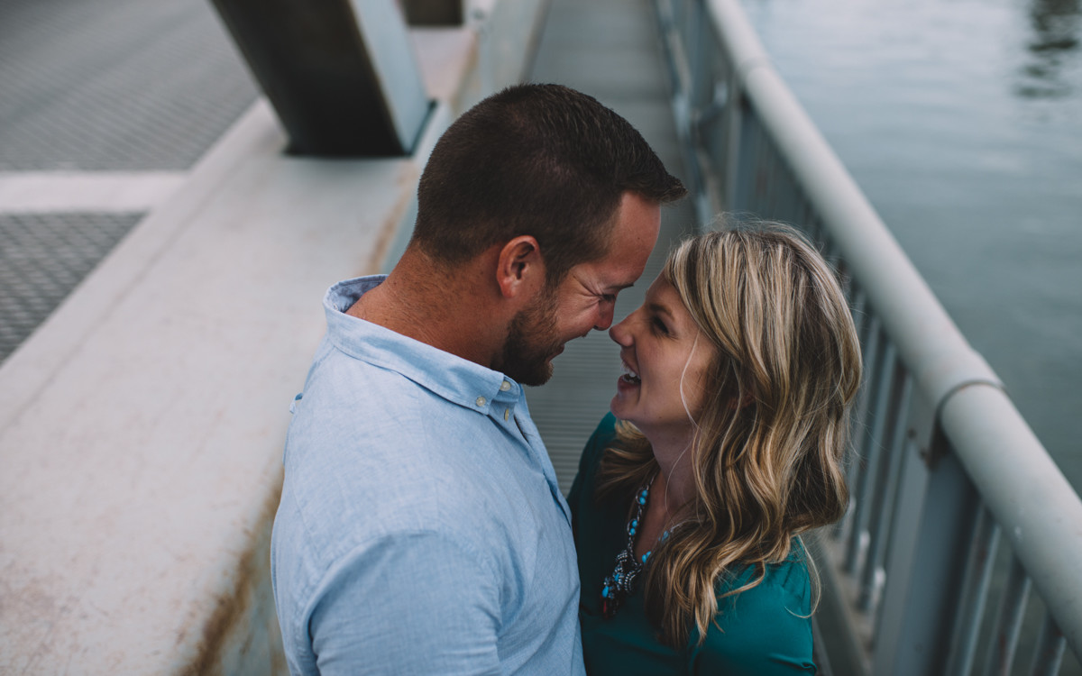 cleveland ohio engagement photography