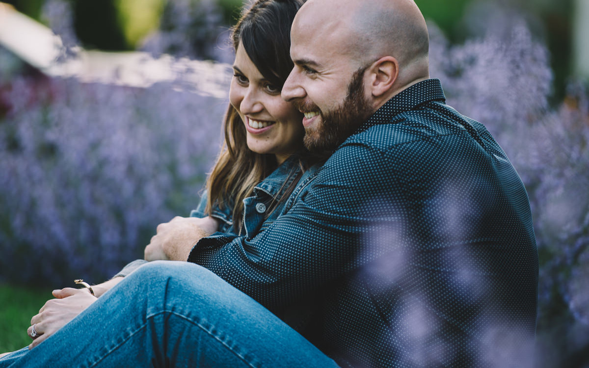 Columbus Engagement Photography in Clintonville \\ Cristina & Adam
