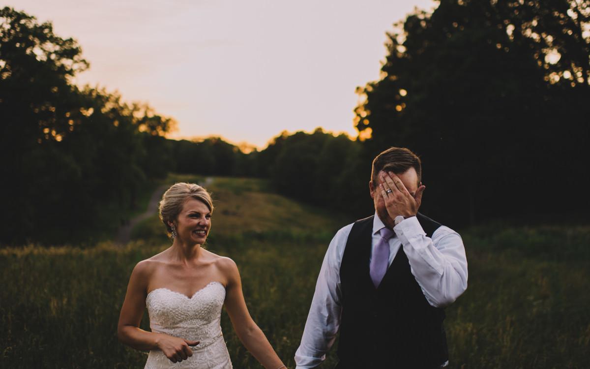 Acacia Reservation Wedding Photography \\ Allison & Evan