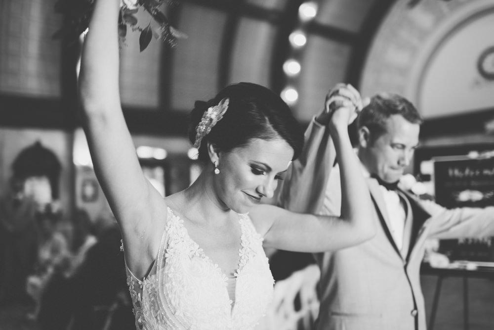 station 67 wedding photography in columbus ohio
