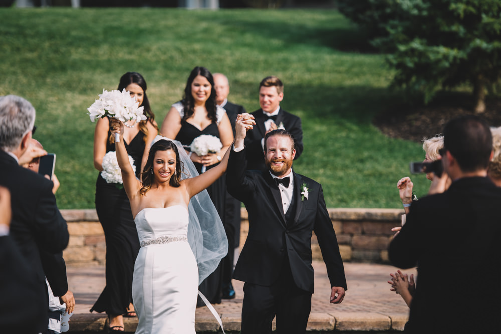 Wedgewood Country Club wedding photography in Columbus