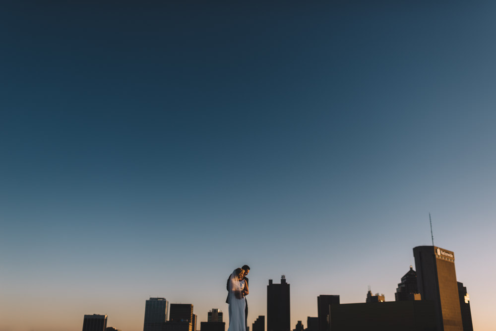 Ohio elopement wedding photography