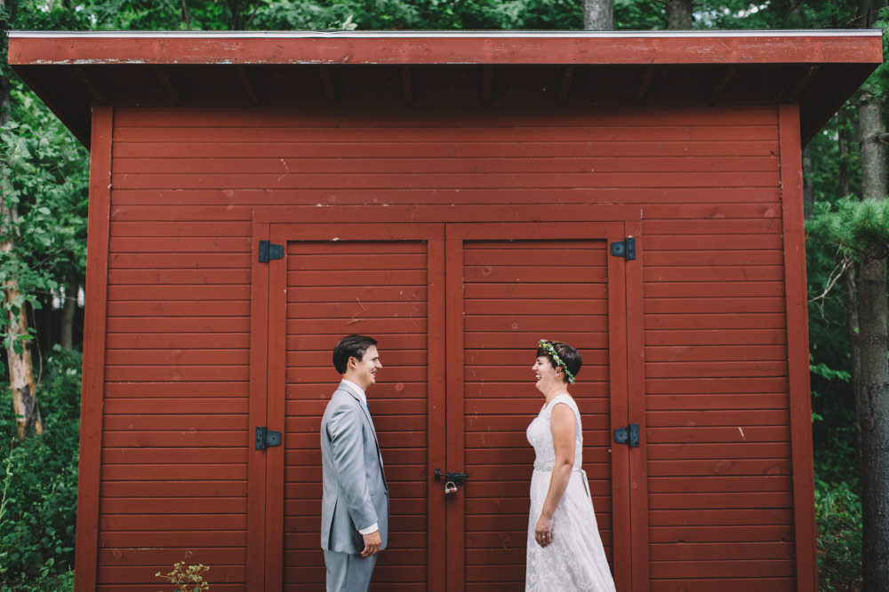 Candlewood Lake Backyard Wedding Photography Mount Gilead