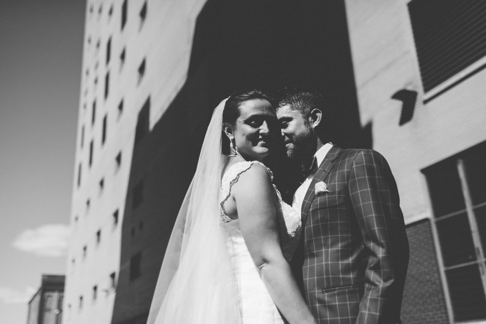 authentic columbus ohio wedding portraits
