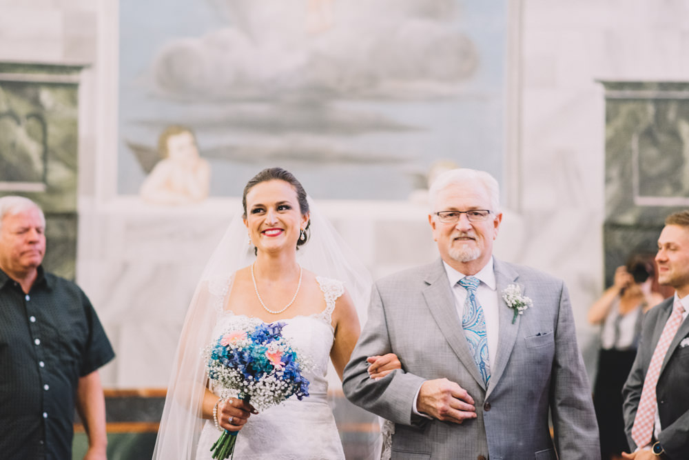 Columbus Athenaeum Wedding