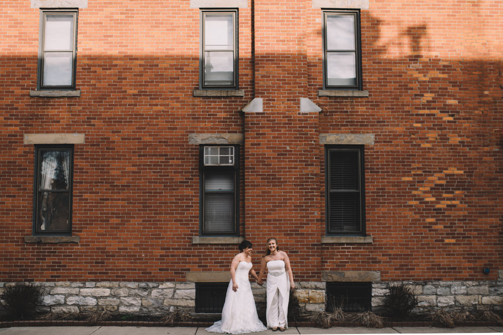 Columbus Same Sex Wedding Photographer