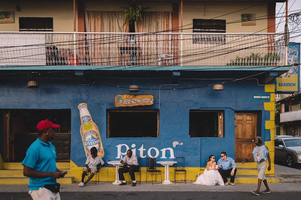St Lucia Wedding Photographer
