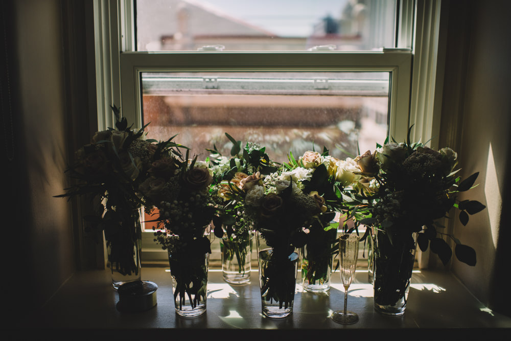 ohio wedding florals