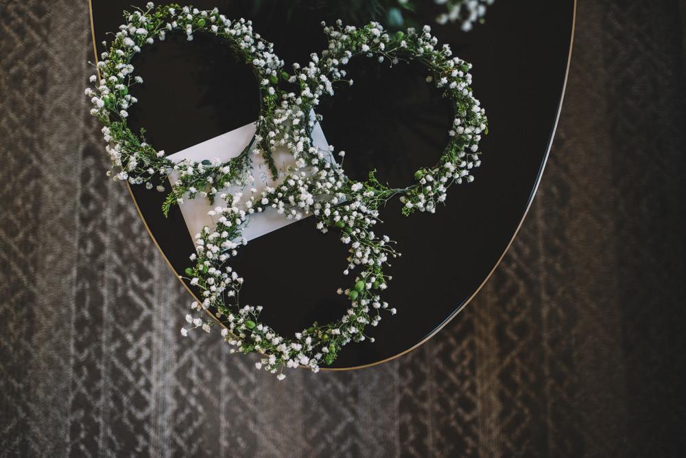 columbus ohio wedding flower crowns