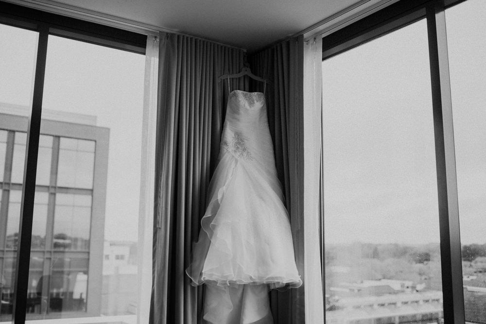 Le Meridien The Joseph wedding photography in columbus ohio