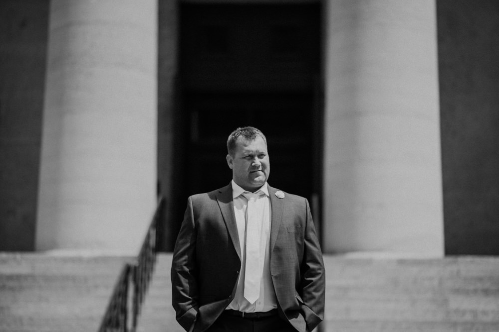 Ohio Statehouse Wedding Photography in Columbus Ohio