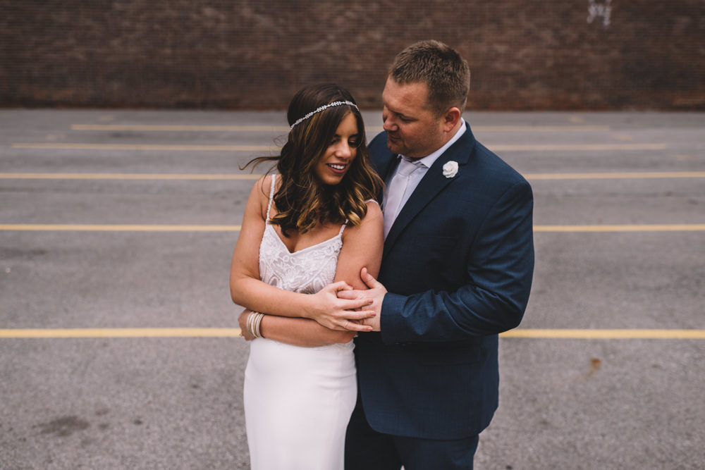 Intimate Wedding Photography in Columbus Ohio