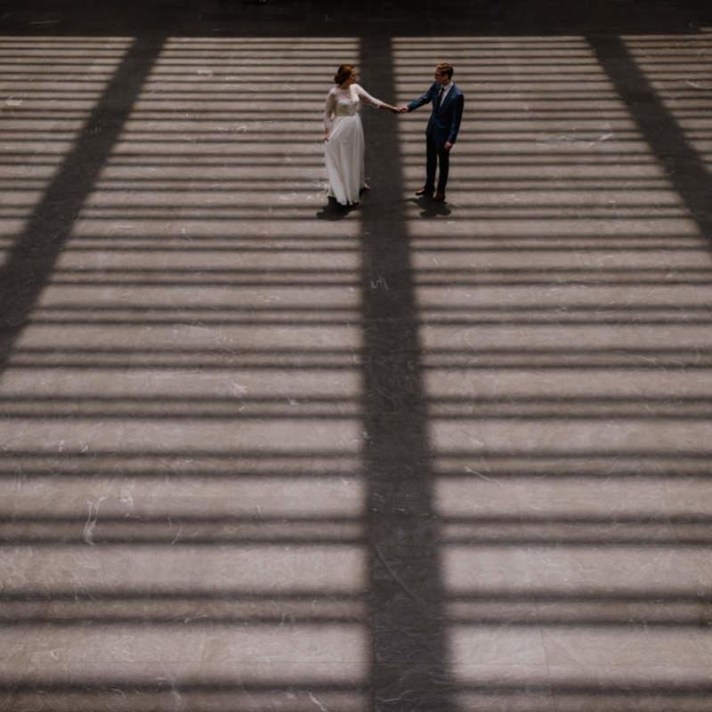 Cleveland Museum of Art wedding photographer