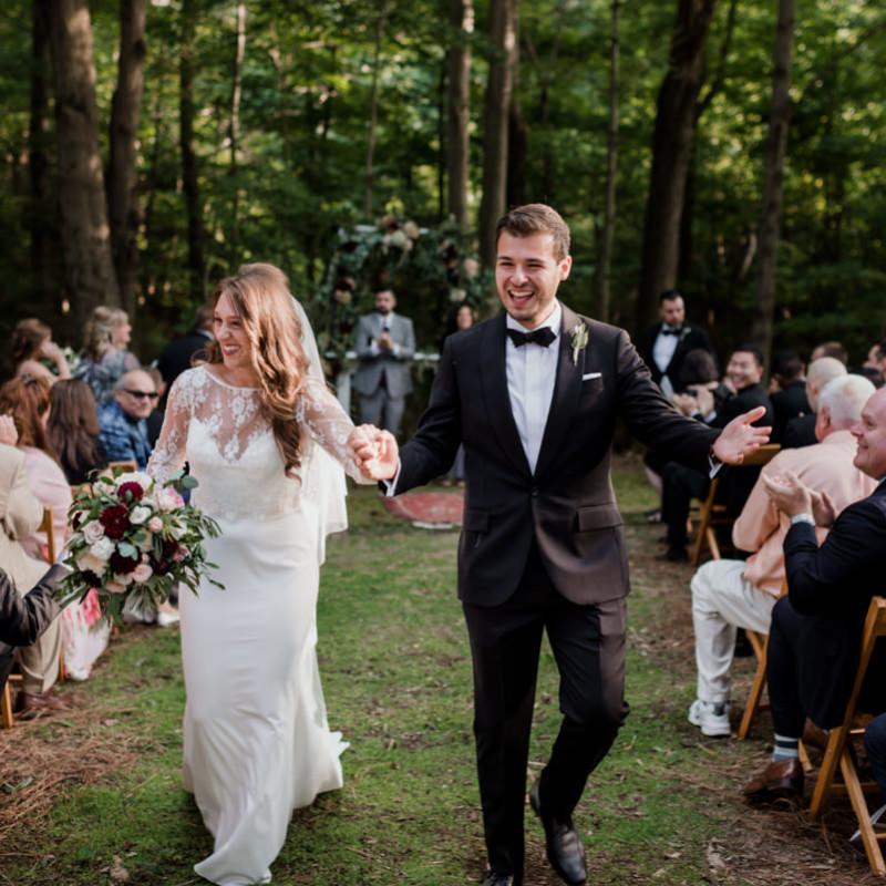 Century Farm Home Wedding Photography in Chardon, Ohio \\ Bethany & Jamil